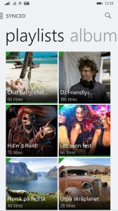Deezer for Windows Phone