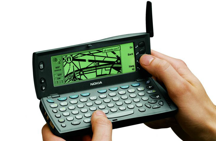 Nokia Communicator 9110