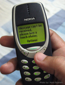 SMS melding