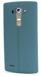 LG G4 med blå batteridør