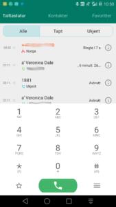 EMUI Telefon