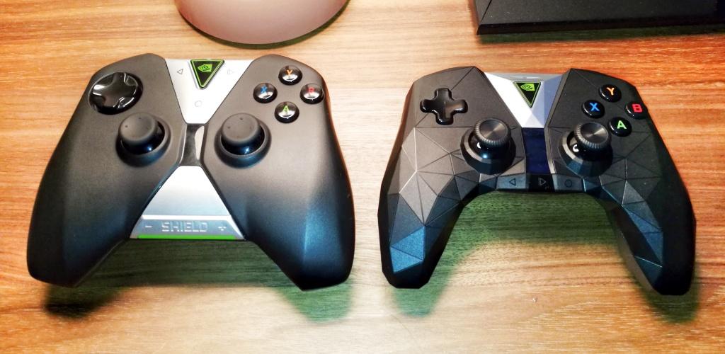 Nvidia Shield spillkontrollere