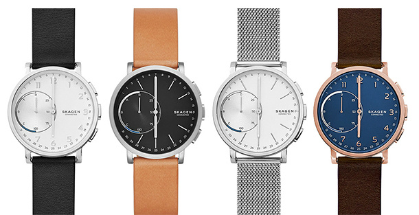 Skagen Hagen Connected modeller