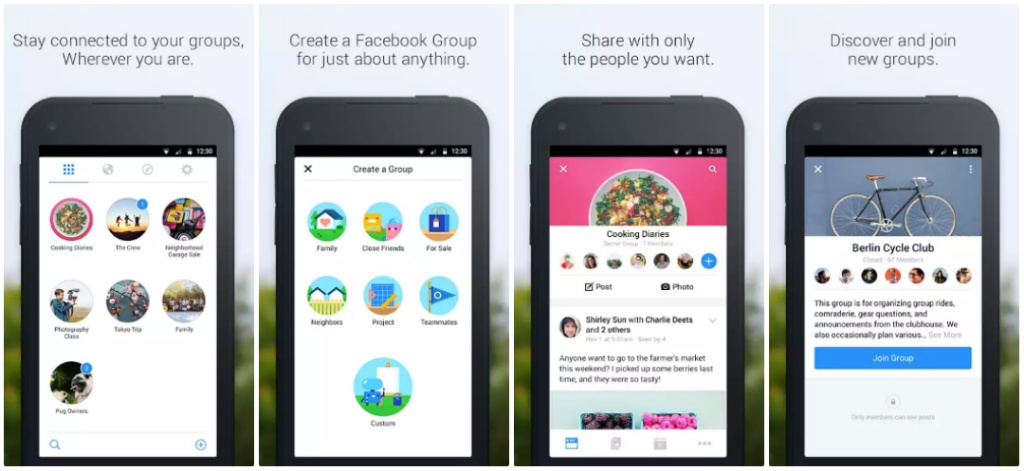 #ukasapp 27/17 – Facebook Groups