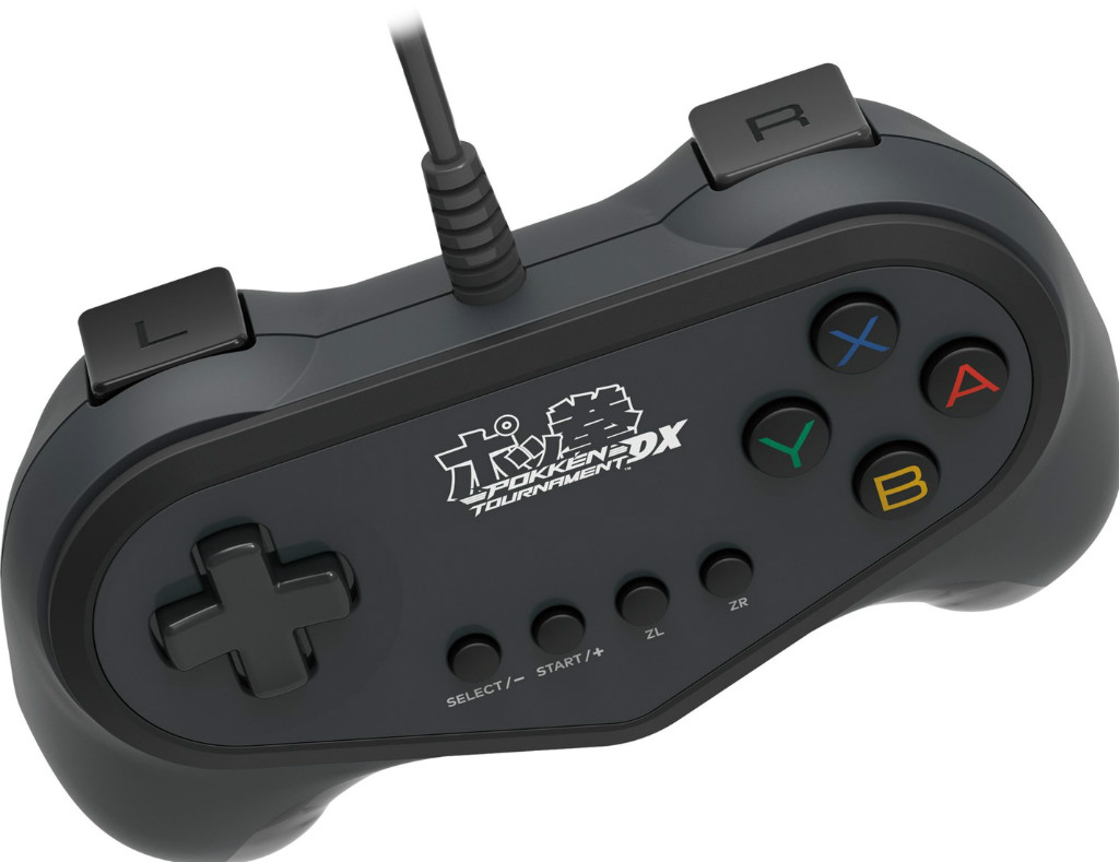 Hori Pokken Tournament DX Pro Pad