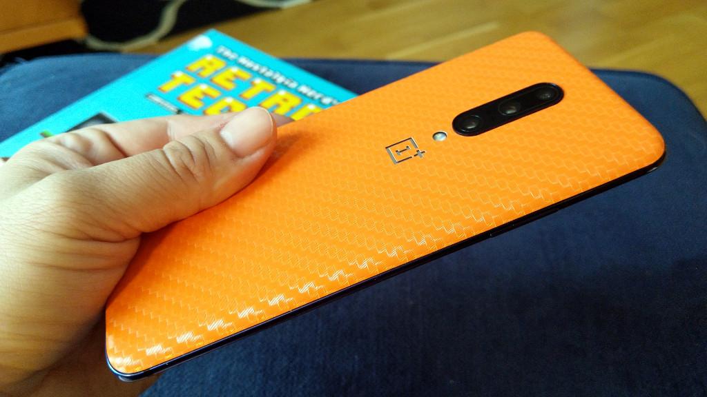 dbrand skin på Oneplus 7 Pro