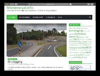 Mortensrud.info