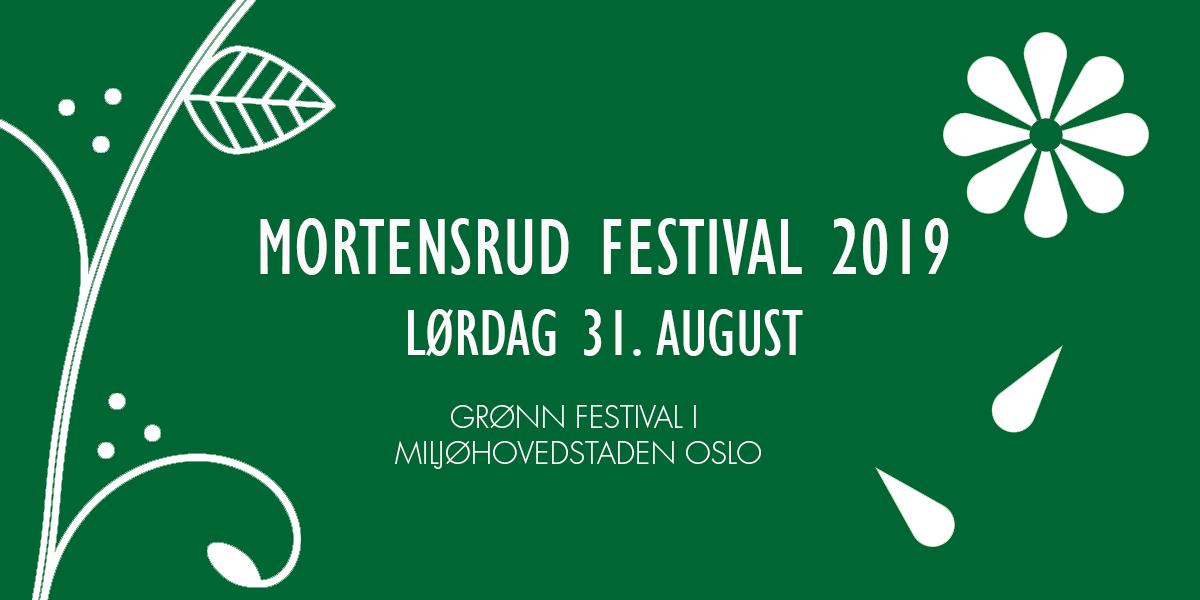 Mortensrud Festival 2019