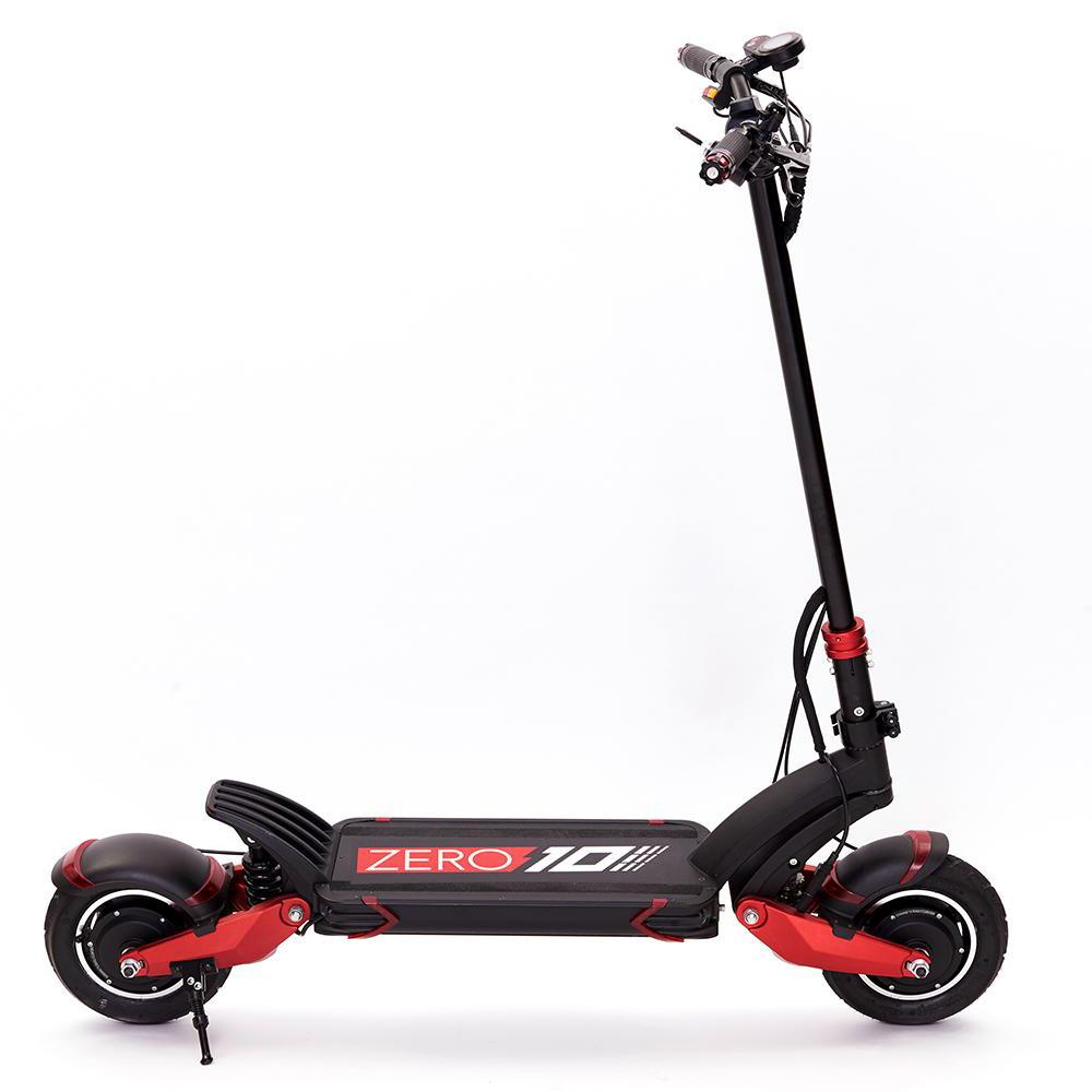 Zero 10X er en populær offroad sparkesykkel