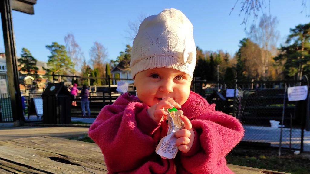 Lily på Ekeberggården (EKT)