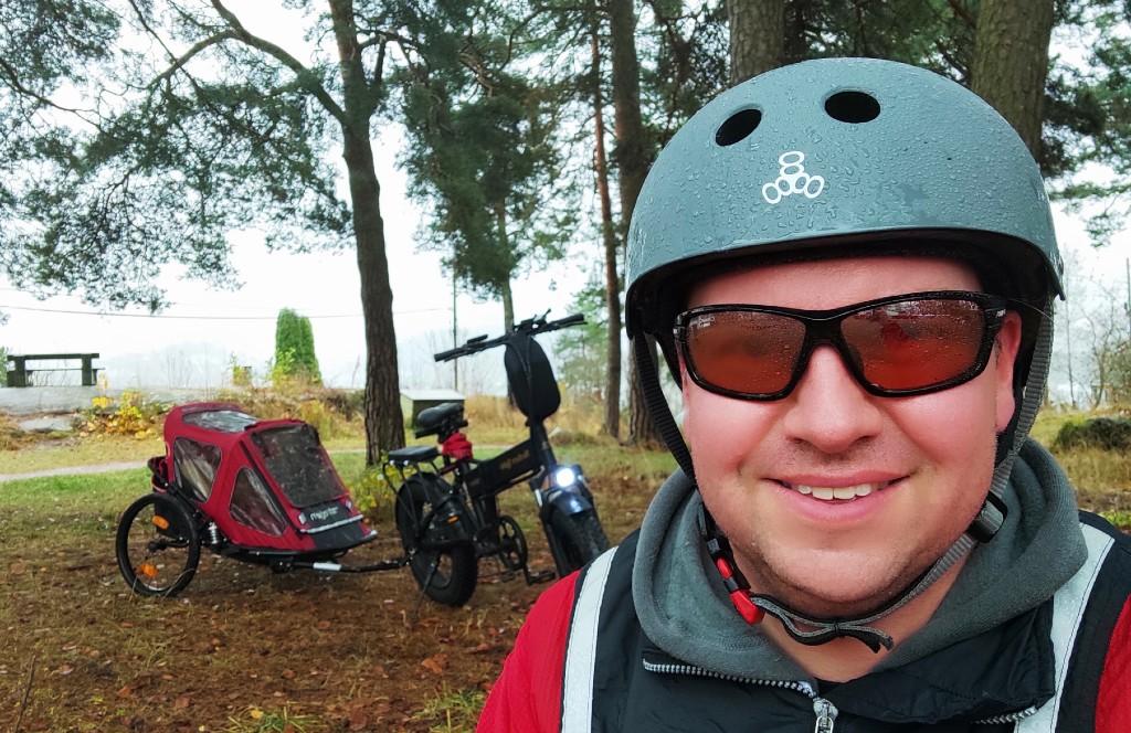 Sykkel med vogn