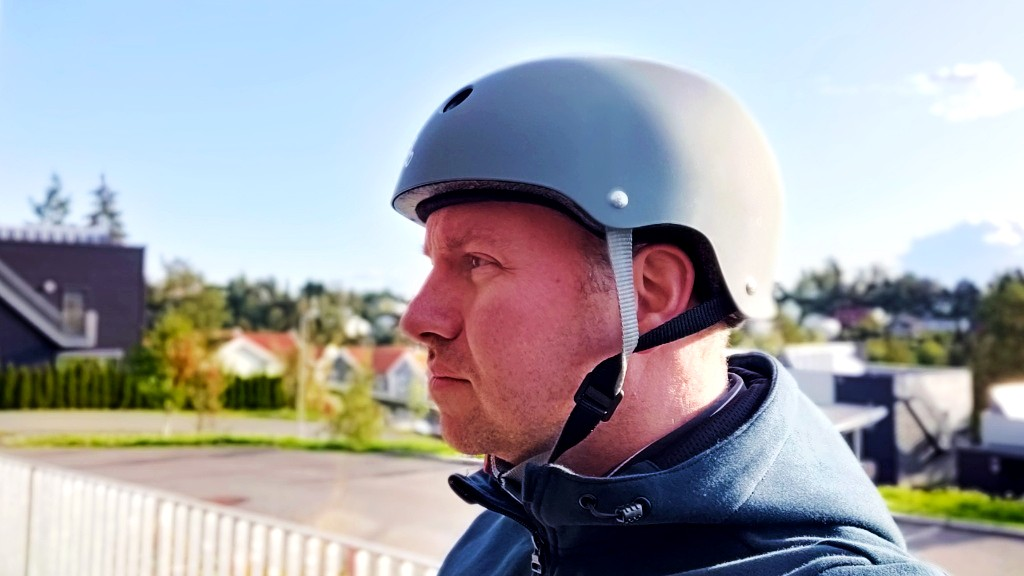TrippleEight Sweatsaver hjelm