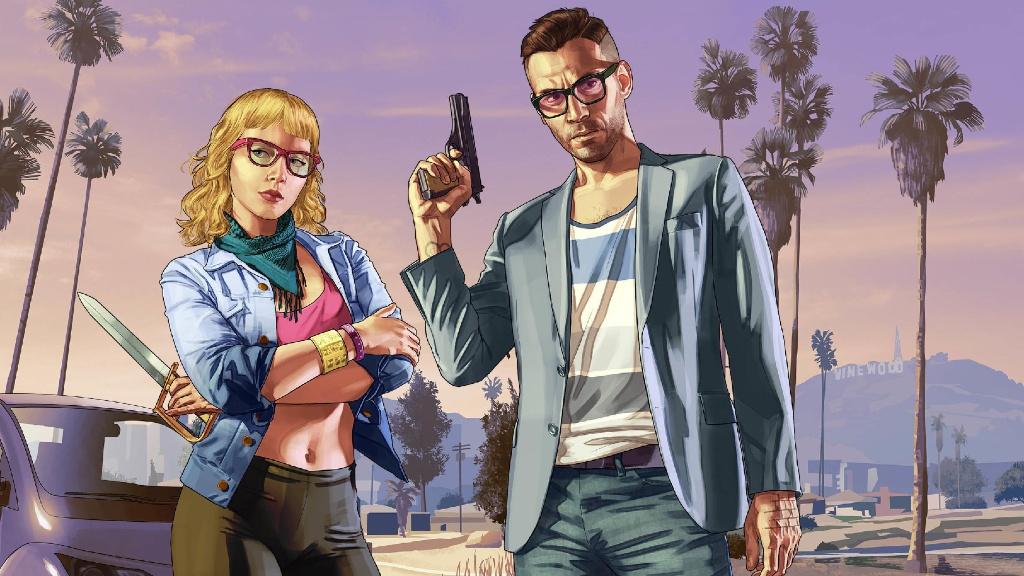 GTA Online poster