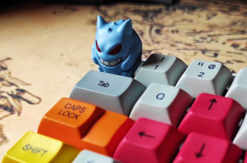 Gendar Pokémon artisan